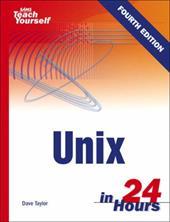 Sams Teach Yourself Unix in 24 Hours 2449542