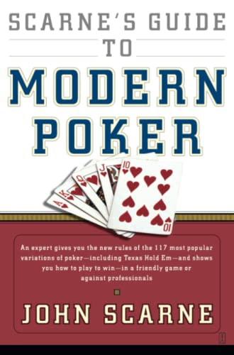 Scarne's Guide to Modern Poker 9780671530761