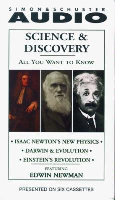 Science and Discovery: Isaac Newton's New Physics; Darwin & Evolution; Einstein's Revolution 9780671580810