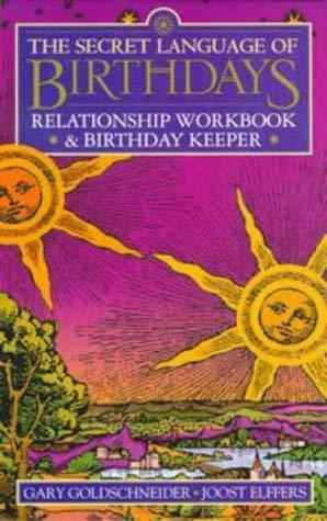 Secret Language of Birthdays Relationship Workbook and Birthday Keeper 9780670881833