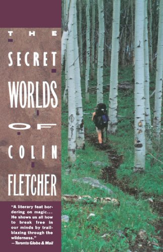 Secret Worlds of Colin Fletcher 9780679725541