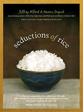 Seductions of Rice: A Cookbook 9780679312512