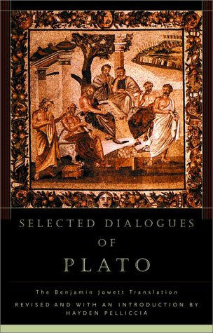 Selected Dialogues of Plato 9780679602286