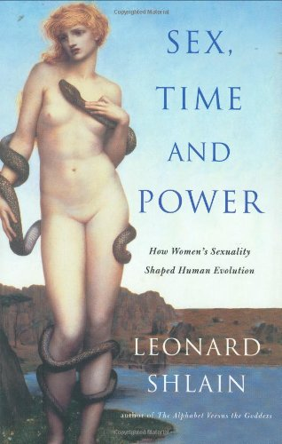 Sex, Time, and Power: How Women's Sexuality Shaped Human Evolution 9780670032334