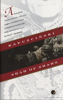 Shah of Shahs 9780679738015