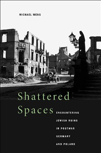 Shattered Spaces: Encountering Jewish Ruins in Postwar Germany and Poland 9780674053038