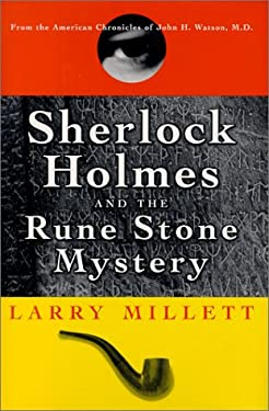 Sherlock Holmes and the Rune Stone Mystery 9780670888214