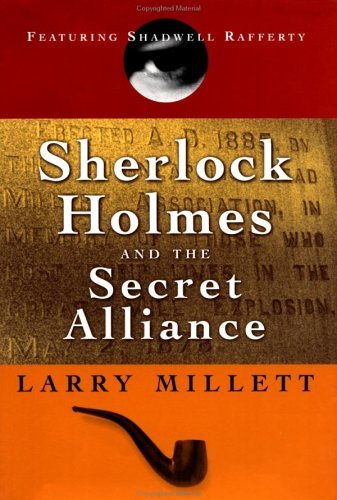 Sherlock Holmes and the Secret Alliance 9780670030156