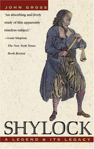 Shylock: A Legend and Its Legacy 9780671883867