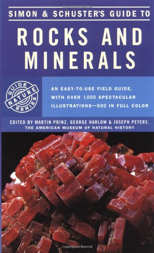Simon & Schuster's Guide to Rocks and Minerals 9780671244170