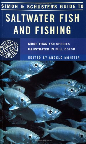 Simon & Schuster's Guide to Saltwater Fish and Fishing 9780671779474
