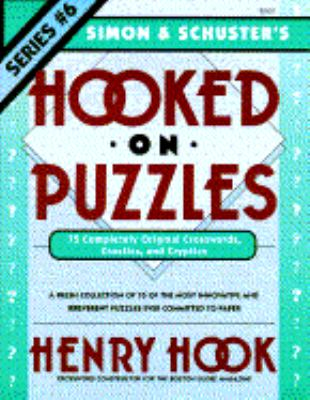 Simon and Schuster Hooked on Puzzles 9780671787448