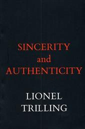 Sincerity and Authenticity 2466311