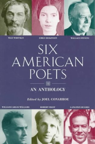 Six American Poets: An Anthology 9780679745259