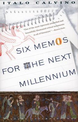 Six Memos for the Next Millennium 9780679742371