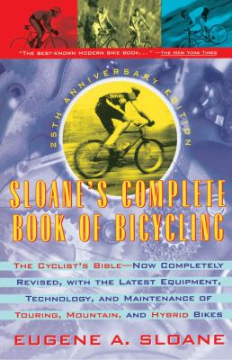 Sloane's Complete Book of Bicycling 9780671870751