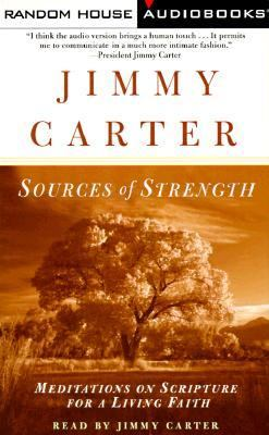 Sources of Strength: Meditations on Scripture for a Living Faith 9780679460862