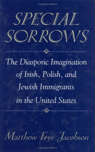 Special Sorrows: The Diasporic Imagination of Irish, Polish, and Jewish Immigrants in the United States 9780674831858