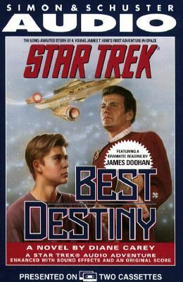 Star Trek Best Destiny 9780671791032