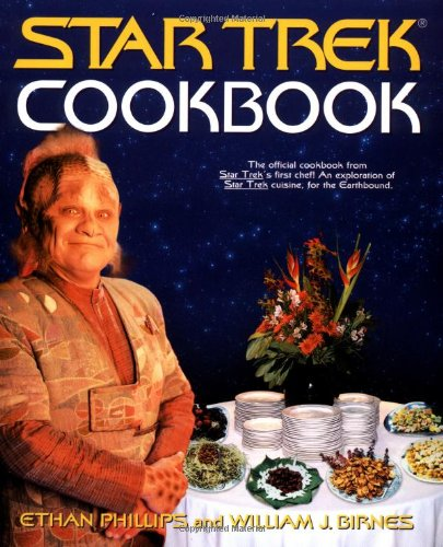 Star Trek Cookbook 9780671000226