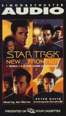 Star Trek: The New Frontier 9780671576257