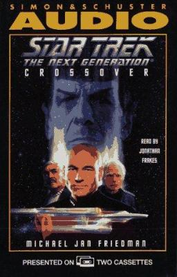 Star Trek Next Generation Crossover 9780671536282