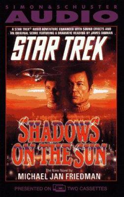 Star Trek Shadows on the Sun 9780671869748