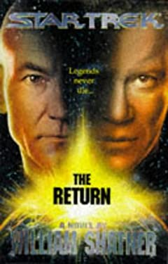 Star Trek: The Return; A Novel 9780671526108