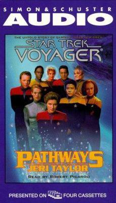 Star Trek Voyager: Pathways 9780671582302