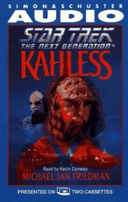 Star Trek the Next Generation Kahless 9780671570682