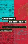 Statistics on the Table: The History of Statistical Concepts and Methods 9780674009790