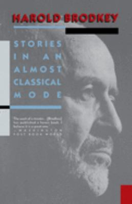 Stories in an Almost Classical Mode 9780679724315