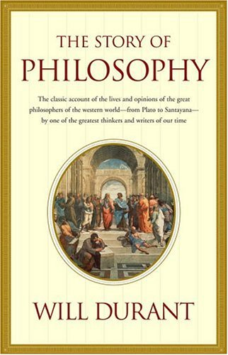 Story of Philosophy 9780671201593