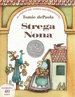 Strega Nona: An Original Tale 9780671662837