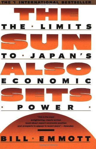 Sun Also Sets: Limits to Japan's Economic Power 9780671735869