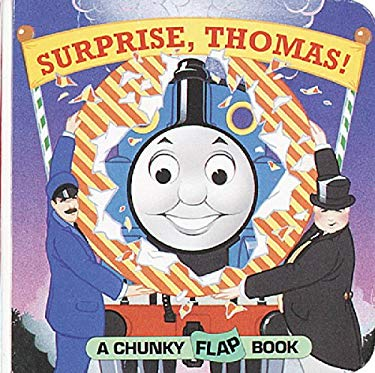 Surprise, Thomas! (Thomas & Friends) 9780679854463