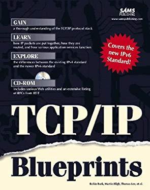 TCP/IP Blueprints [With CDROM] 9780672310553