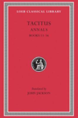 Annals: Books 13-16 9780674993556
