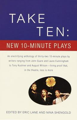 Take Ten: New 10-Minute Plays 9780679772828