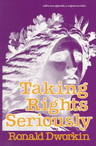 Taking Rights Seriously 9780674867116