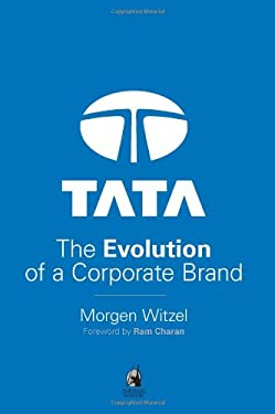 Tata: The Evolution of a Corporate Brand 9780670084067