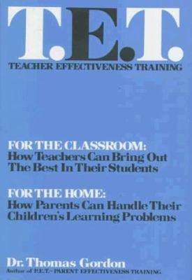 Teacher Effectiveness Training 9780679260806