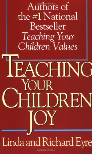 Teaching Your Children Joy 9780671887254