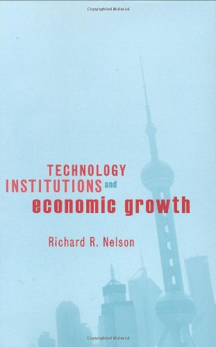 Technology, Institutions, and Economic Growth 9780674019164