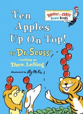 Ten Apples Up on Top! 9780679892472