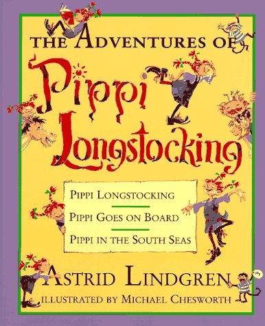 The Adventures of Pippi Longstocking 9780670876129