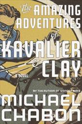 The Amazing Adventures of Kavalier & Clay 2481634