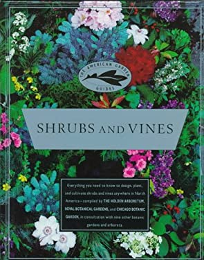 The American Garden Guides: Shrubs and Vines 9780679414339