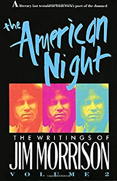 The American Night: The Writings of Jim Morrison 9780679734628