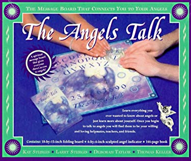 The Angels Talk: The Message Board That Connects You to Your Angels 9780670867400